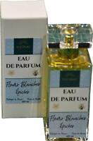 Eau de Parfums Esténat pour Dame 100 ml FLEUR BLANCHE - EPICÉE en vaporisateur