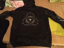 EDISON CHEN DR.WOO INNERSECT Size LARGE BLACK HOODY Pullover