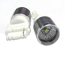 2x 5 Watt High Power Cree 3156 3056 Super Bright LED Light Bulbs White