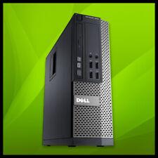 PC DELL OPTIPLEX 990 SFF CORE i3 4 Gb SSD120 Go Windows 10 ORDINATEUR DE BUREAU