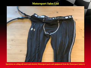 Under Armour Long Johns  with Sparco Dry Cleaning Bag
