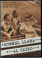 Rommel llama al Cairo (DVD Nuevo)