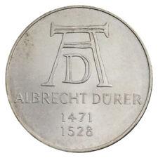 GERMANY DEUTSCHLAND 5 MARK SILVER KM# 129 D ALBRECHT DURER 1971 PROOF