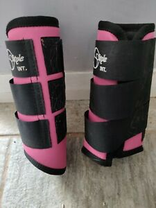 Style Int  eventing Cross Country Boots