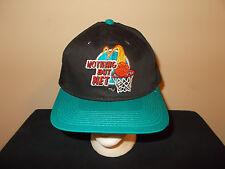 VTG-McDonalds Michael Jordan Larry Bird Nothing But Net Commercial hat sku22