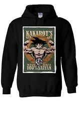 Son Goku Kakarot's GYM Dragon Hoodie Sweatshirt Jumper Men Women Unisex 2047