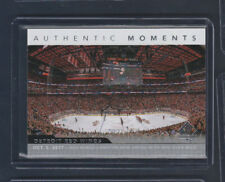 2017-18 Sp Authentic Moments #13 Detroit Red Wings