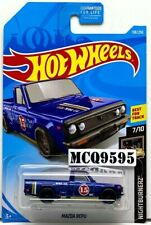 HOT WHEELS 2019 NIGHTBURNEZ MAZDA REPU SUPER TREASURE HUNT