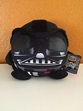 Darth Vadar Star Wars Plush Night Light Up Talking Round Ball Sounds Colors 6""