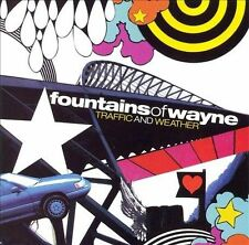 Traffic and Weather by Fountains of Wayne (CD, Apr-2007, Virgin)
