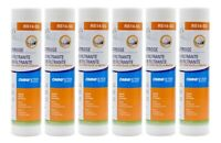 OmniFilter RS14-SS 10 Micron 10 x 2.5 Comparable Sediment Water Filter 6 Pack