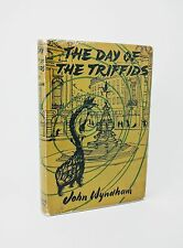 The Day of the Triffids by John Wyndham - First Edition 1st/1st 1951