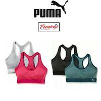 SALE! PUMA Women's 2 Pack Bras Performance Sports Bra VARIETY Size/Color | C32