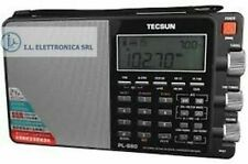 TECSUN PL-880 RICEVITORE  PORTATILE ALL MODE 1.7-30Mhz 330003