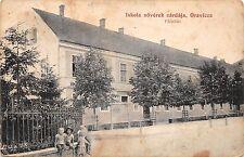 B78242 oravita iskola noverek zardaja oravicza caras severin    romania