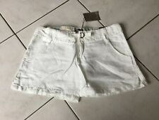 Short JEAN BOURGET taille 14 Ans coton et lin neuf