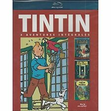 Tintin -Les Bijoux de Castafiore/Vol 714 p/Sidney/Tintin et les picaros BLU-RAY