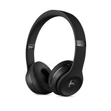 New Imported Beats Solo 3 Wireless On-Ear Headphones - Black Color