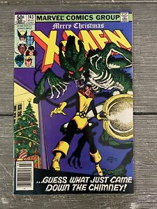 Uncanny X-Men #143 - Bronze 1981 (Marvel Comics) FN/VF 7.0