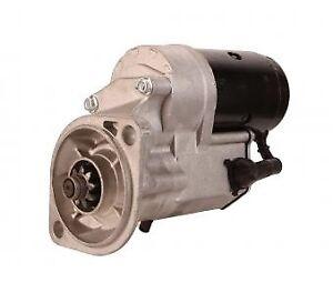 HYSTER FORK LIFT H-250 XM ISUZU NKR 2.8 3.1 D Starter Motor