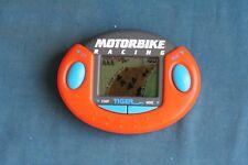 tiger electronics vintage game motorbike racing HAND HELD LCD 1998 1990's