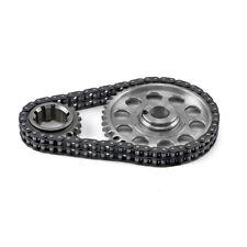 Ford SB 289 302 351 Windsor Double Roller 9 Keyway Billet Steel Timing Chain Kit