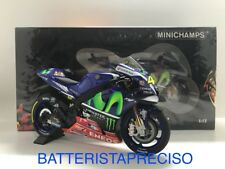 MINICHAMPS VALENTINO ROSSI 1/12 YAMAHA M1 2016 FREE PRACTICE SEPANG 122163346
