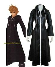Kingdom Hearts 2 Organization XIII Cosplay Coat Costume