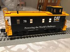 MTH Rail King O Gauge CAT Diesel Power Caboose # 76