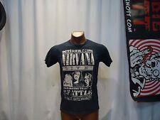 Nirvana Live 1991 Paramount Theater Seattle blue small t-shirt, US alt/rock band