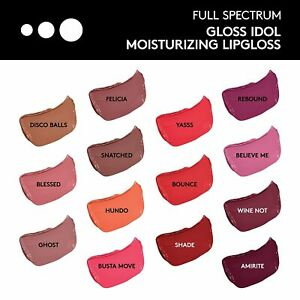 COVERGIRL Full Spectrum Gloss Idol- 6 colors to choose from