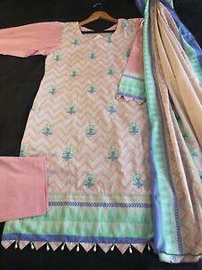 Khaadi Pakistani Dresses Collection Shalwar kameez readymade suit ethnic wear