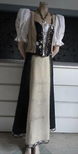 German Austrian Trachten Landhaus Linen Outfit 8