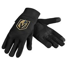 Vegas Golden Knights Neoprene Gloves Sports Logo Winter - Texting Tips High End