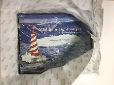 MICHIGAN LIGHTHOUSES AN AERIAL PHOTOGRAPHIC PERSPECTIVE - Hardcover *BRAND NEW*