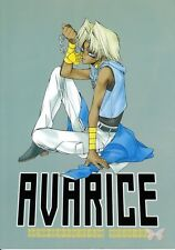 YuGiOh! Duel Monsters YAOI Doujinshi Comic Marik x Joey Avarice UltimatePowers