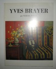 Yves BRAYER Pélerin de la MEDITERRANEE par M. ZAHAR, 1975. Ex. DEDICACE & SIGNE