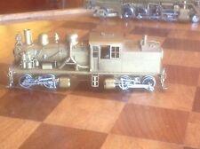 Ho scale brass 50 Ton Duplex Rare locomotive