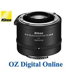 New Nikon AF-S Teleconverter TC-20E III TC-20EIII 2x