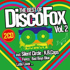 CD Best Of Disco Fox Vol.2, The von Various Artists 2CDs