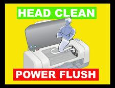 IMPRESORA Kit de limpieza - Cabezal impresión Cleaner - DESATASCAR BOQUILLAS -