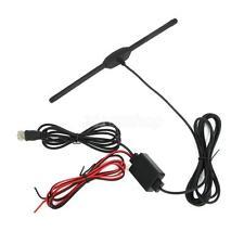 Auto Digital TV Antenna Verstärker Amplifie Booster 12V Female Connector 3M