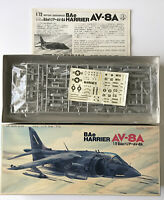 British Aerospace BAe Harrier AV-8A Scale 1:72 Model Kit Fujimi Model Kit (101)
