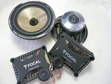 Set speakers Focal PS165FX FLAX horn speakers 2 ways 165 mm series Performance