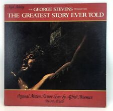The Greatest Sory Ever Told Original Motion Picture Score by Alfred Newman