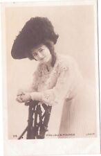 MISS Louie Pounds EDWARDIAN ACTRESS POSTCARD J Beagles & Co London