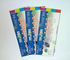 RARE Rugby World Cup Memorabilia - Tickets/Stubs Scotland V Manu Samoa 20/10/99