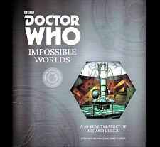 DOCTOR WHO IMPOSSIBLE WORLDS Brand NEW HARDCOVER Book BEST Ebay PRICE USA SELLER