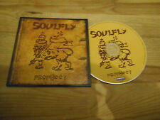 CD Metal Soulfly-Prophecy (12) canzone PROMO Roadrunner CB