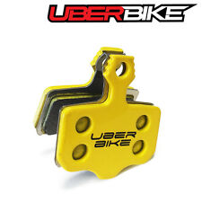 4 Pairs Avid Elixir 3-5-7-R-CR-Carbon-X9-XO-XX Uberbike Sintered Disc Brake Pads
